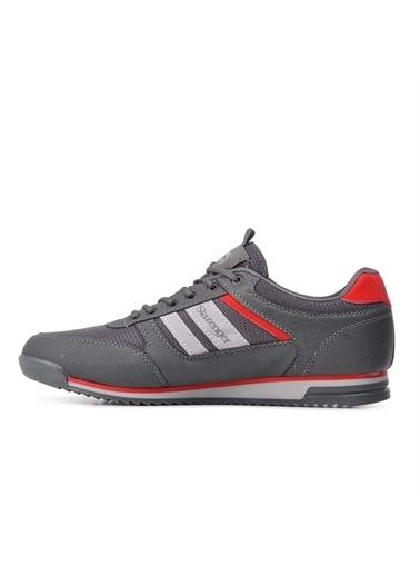 Slazenger Erkek ACTIVE Sneakers SA11LE010-230 Antrasit